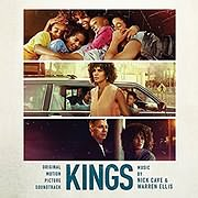 CD Image for KINGS (NICK CAVE AND WARREN ELLIS) (VINYL) - (OST)
