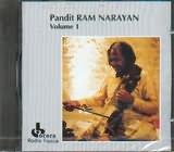 CD image PANDIT / RAM NARAYAN VOL.1