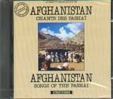 CD image AFGHANISTAN / SONGS OF THE PASHAI