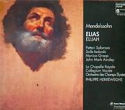 CD image MENDELSSOHN / ELIAS - ELIJAH - PHILIPPE HERREWEGHE - ORCHESTRE DES CHAMPS ELYSEES - (2CD)