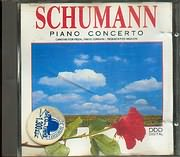 CD image SCHUMANN / PIANO CONCEERTO - 6 CANON FOR PEDAL PIANO OP 56