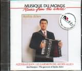 CD image AZERBAIDJAN / THE GARMON OF AYDIN ALIEV