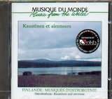 CD image FINLANDE / OSTROBOTHNIA KAUSTINEN AND ENVIRONS