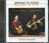 CD image IRAN / HOSSEIN ALIZADEH - MADJID KHALADJ - LES MAITRES DE L IMPROVISATION