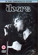 DVD image THE DOORS / LIVE AT THE HOLLYWOOD - DANCE ON FIRE - THE SOFT PARADE AND RETROSPECTIVE - (DVD)