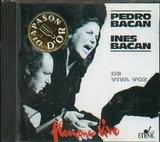 CD image PEDRO BACAN / INES BACAN / DE VIVA VOZ