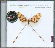 CD image MOZART / STRING QUARTETS K464 AND K465 DISSONANCE / QUATUOR MOSAIQUES