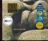 CD image PATRICK MOLARD / DELIOU [PIPES]