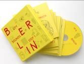 CD image BERLIN CITY SOUNDS (6 CD) - (VARIOUS)