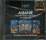 CD image ALBANIA / POLYPHONIES VOCALES DU PAYS LAB