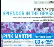 PINK MARTINI / <br>SPLENDOR IN THE GRASS (CD + DVD)