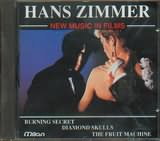 CD image HANS ZIMMER - BURNING SECRET - THE FRUIT MACHINE - (OST)