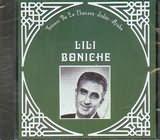LILI BONICHE / <br>TRESORS DE LA CHANSON JUDEO - ARABE
