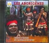 CD image ABORIGINES / SONGS AND DANCES OF NORTHERN AUSTRALIA (DIDJERIDU AND VOICE)
