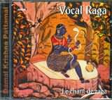 CD image INDIA / DAMAL KRISHNA PATTAMAL - VOCAL RAGA