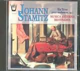 CD image STAMITZ JOHANN / SIX ORCHESTRA TRIOS OP.1 / MUSICA AETERNA BRATISLAVA