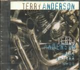 CD image TERRY ANDERSON / WHAT IN THE HELL