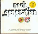 CD image ROCK GENERATION / THE STEAMPACKET - (VARIOUS)