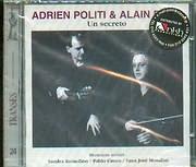 CD image ADRIEN POLITI AND ALAIN PETIT / UN SECRETO