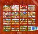 CD image A LA DECOUVERTE DE TERRA HUMANA - (VARIOUS)