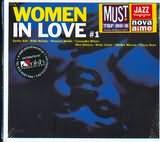 CD image WOMEN IN LOVE N 1 [KITT HOLIDAY DEARIE WILSON SIMONE CARTER]