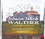CD image WALTHER JOHANN JACOB / SUITE N 9 - 8 - 6 - 20 ARIA N 14 DAVID PLANTIER