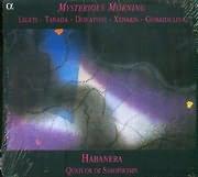 CD image LIGETI / SIX BAGATELLES - TANADA / MYSTERIOUS MORNING II - DONATONI / RASCH AND II - XENAKIS / XAS - GUBAI