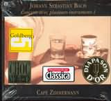 CD image BACH J.S / CONCERTS AVEC PLUSIEURS INSTRUMENTS I (BWV.1052 - 1055 - 1042 - 1050) / CAFE ZIMMERMANN