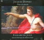 DUPHLY JACQUES / PIECES DE CLAVECIN - ELISABETH JOYE - CLAVECIN HISTORIQUE DU CHATEAU D ASSAS