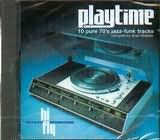 CD image PLAYTIME / 10 PURE 70S JAZZ - FUNK TRACKS