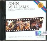 CD image JOHN WILLIAMS / PLAY BACH - HANDEL - MARCELLO