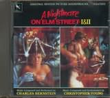 CD image A NIGHTMARE ON ELM STREET. I AND II - (OST)