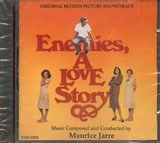 CD image ENEMIES A LOVE STORY - (OST)