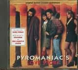CD image A PYROMANIAC S LOVE STORY - (OST)