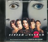 CD image SCREAM AND SCREAM 2 - (OST)