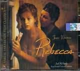 CD image REBECCA - (FRANZ WAXMAN) - (OST)