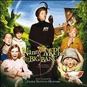 CD image NANNY MCPHEE AND THE BIG BANG (JAMES NEWTON HOWARD) - (OST)