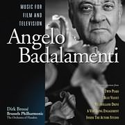 CD image ANGELO BADALAMENTI / MUSIC FOR FILMS AND TELEVISION