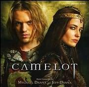 CD image CAMELOT (MYCHAEL DANNA, JEFF DANNA) - (OST)
