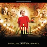 CD image WILL (MUSIC BY NIGEL CLARKE AND MICHAEL CSANYI - WILLS) - (OST)