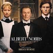 CD image ALBERT NOBBS (MUSIC BY BRIAN BYRNE) - (OST)