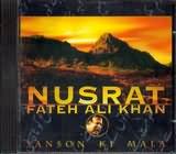 CD image NUSRAT FATEH ALI KHAN / SANSON KI MALA