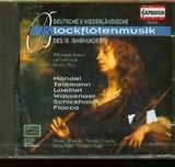 18TH CENTURY GERMAN AND NETHERLANDS RECORDER MUSIC / <br>VARIOUS / <br>SCHNEIDER