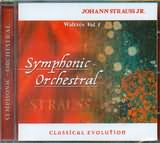 CD image JOHANN STRAUSS / WALTZES VOL. I