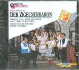 CD image STRAUSS JOHANN SOHN / DER ZIGEUNEBARON