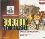 CD image ADAM ADOLPHE / DER POSTILLON VON LONJUMEAU / ARP (2CD)