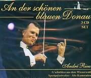 CD image AN DER SCHONEN BLAUEN DONAU / ANDRE RIEU (3CD)