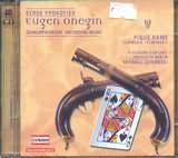 CD image PROKOFIEV / EUGEN ONEGIN - INCIDENTAL MUSIC - PIQUE DAME - FILM MUSIC / JUROWSKI (2CD)