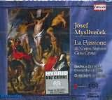 SACD image MYSLIVECEK JOSEF / LA PASSIONE DI NOSTRO SIGNORE GESU CRISTO / SPERING (2 SACD)