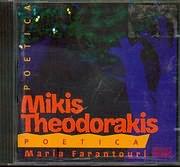 CD image MIKIS THEODORAKIS / TA LYRIKOTERA / POETICA